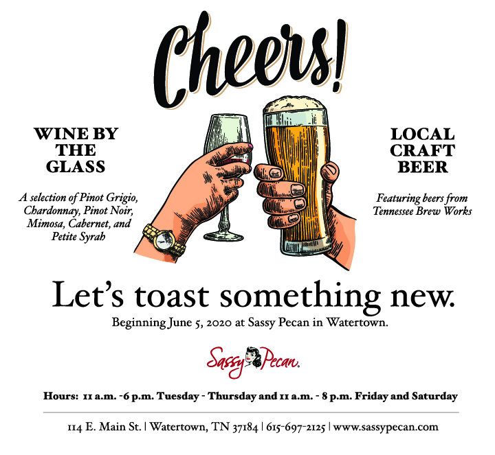 Wine and Beer Announcement