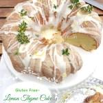 Lemon Thyme Cake