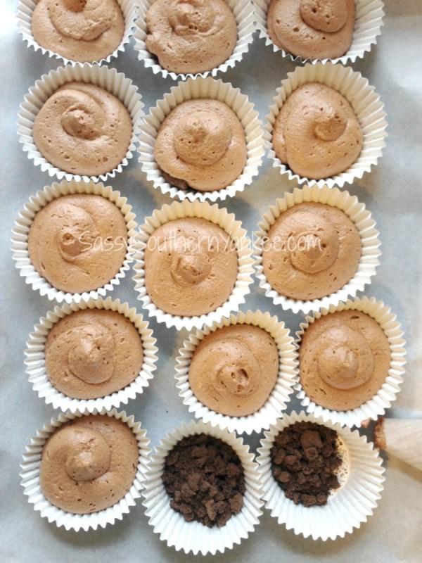 Chocolate Frango Cups