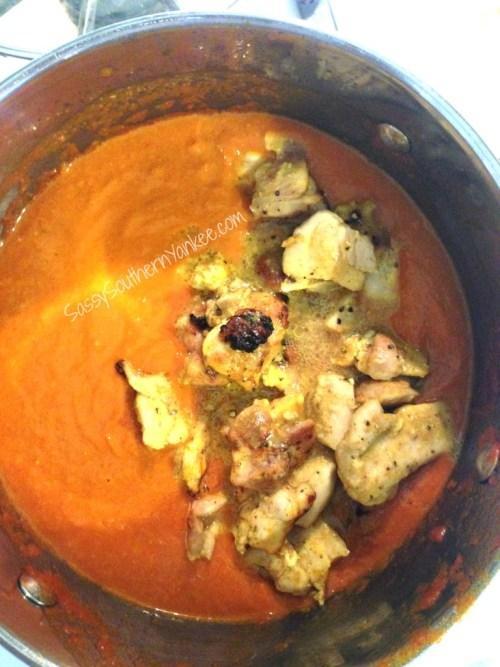 Chicken Tikka Masala 5