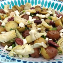 Artichoke, Feta Cheese and Olive Potato Salad 5