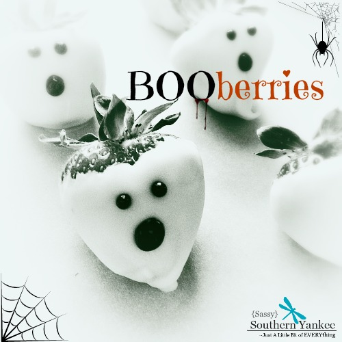 BOOberries from Sassy Southern Yankee