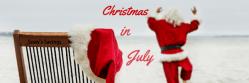 Christmas In July at Sassy's Savings