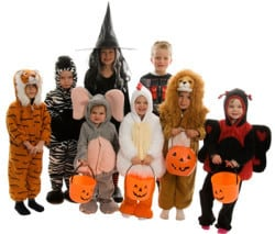 Safe Halloween Costumes for Kids