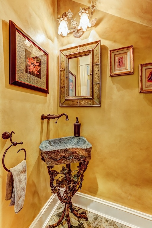 Top 10 Powder Rooms With Pedestal Sinks  Get Inspired