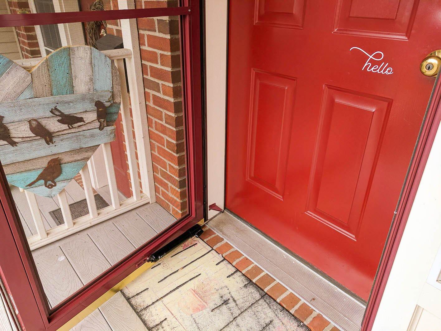 How To Restore Weathered Wood Door