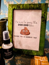 Natural Toilet Odor Spray Instantly Prevent Embarrassing ...