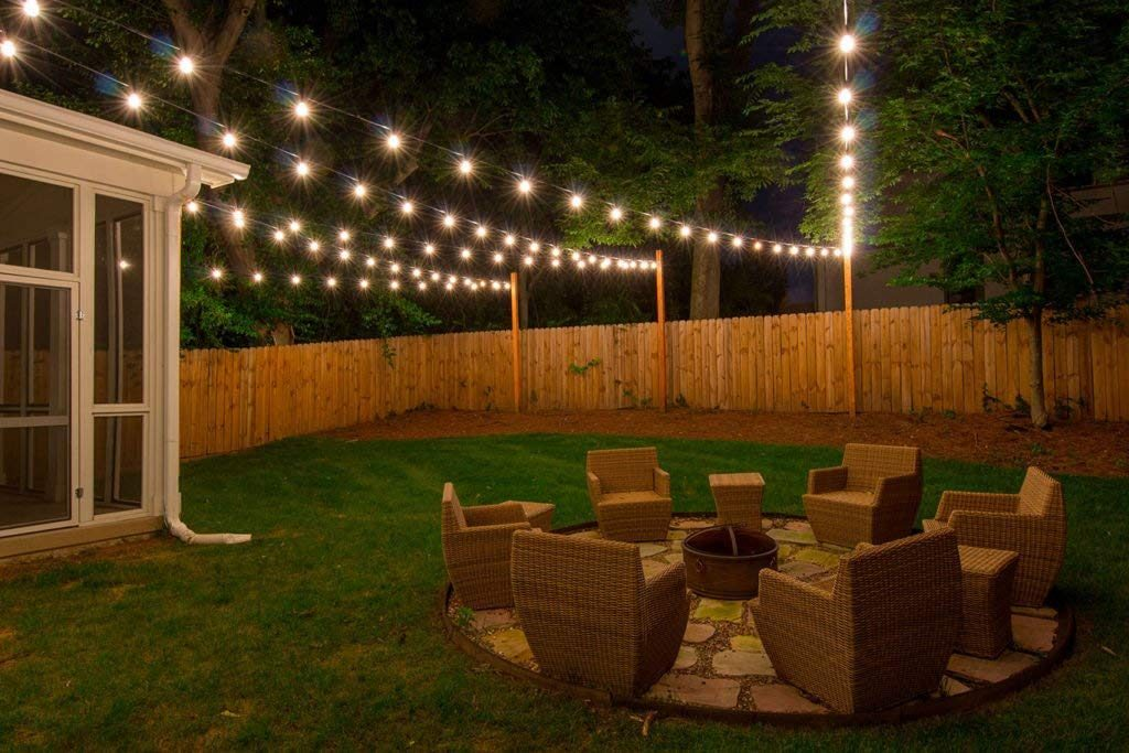 5 beautiful deck lighting ideas to