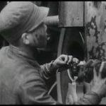 『機関車小僧』『ポンせんべい』 労働映画鑑賞会