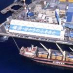 塩水港製糖は、捕鯨船用の岸壁だった