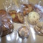 矢野町のパン屋さん「クロリエ」再訪