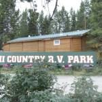 写真で振り返るカナダ旅行9日目~野生動物保護区+タキニ温泉