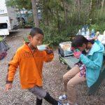 矢野町の鬼祭りに息子と行ってきます