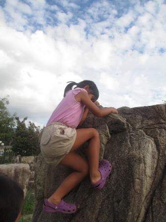 岩登りゆき