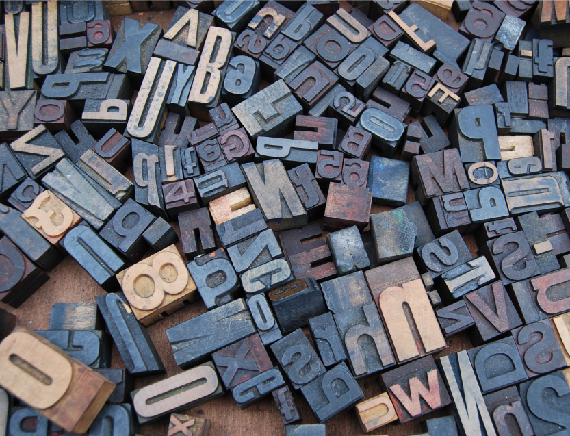 5 errores comunes en el uso de tu tipografía