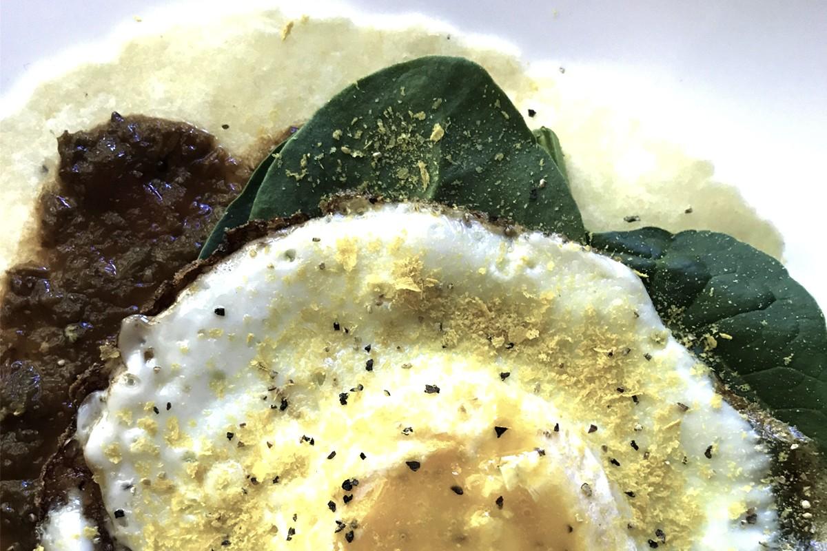 Easy Breakfast Taco Sasya