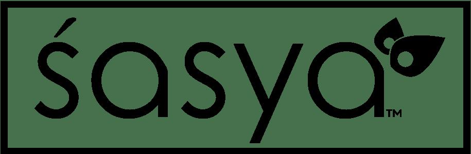 Sasya Foods Logo - Healthy Snacks, with an Indian twist