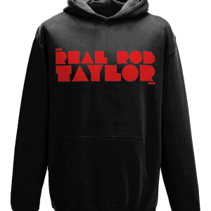 Real Rob Taylor Logo College Hoodie