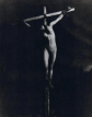 Beautiful Naked Crucifix