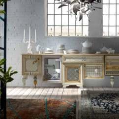 Living Room Storage Units Formal Design Satariano Lola Glamour Classic Unit