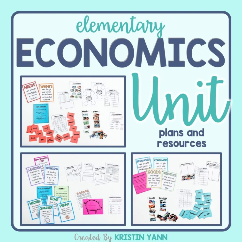 medium resolution of How Do I Teach ECONOMICS to 2nd Graders? - School and the City