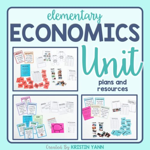 small resolution of How Do I Teach ECONOMICS to 2nd Graders? - School and the City