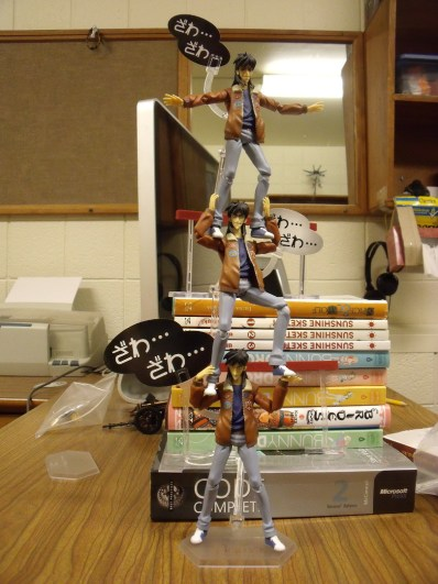 leaning tower of kaiji 1