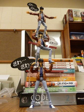 leaning tower of kaiji 2