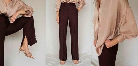 Pantalones Satela