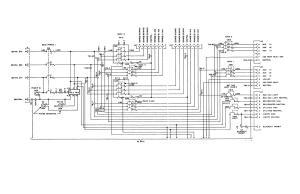 Figure FO6 Power Distribution Panel, Schematic Wiring