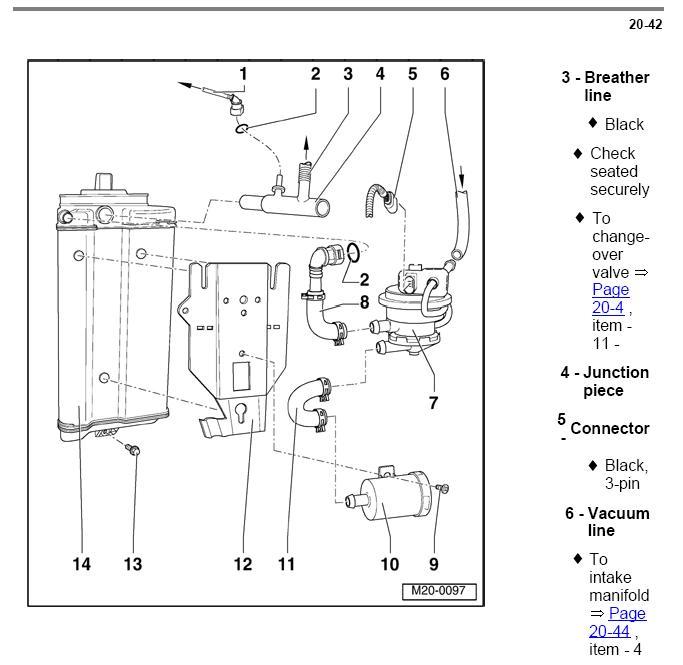 Vw Leak Detection Pump Wiring Diagram : 37 Wiring Diagram