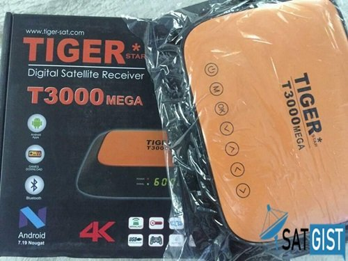 Tigerstar T3000 Mega Review, Specs And Price - SatGist com