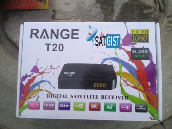 Tigerstar Range T20 Receiver