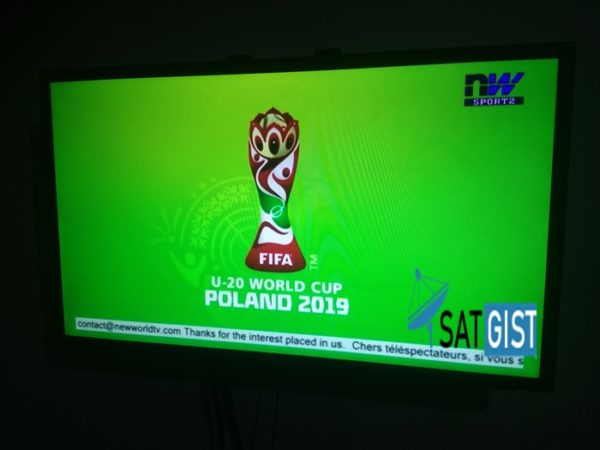 Where To Watch U-20 World Cup On Free-To-Air Channels - SatGist com