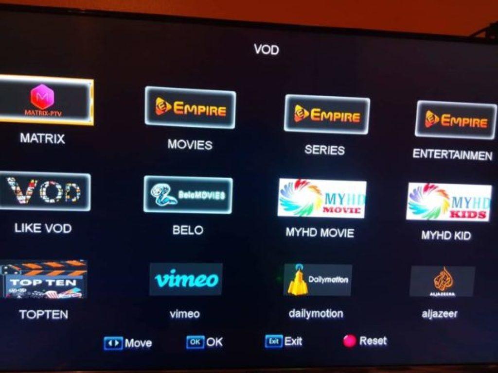 IPTV and VOD