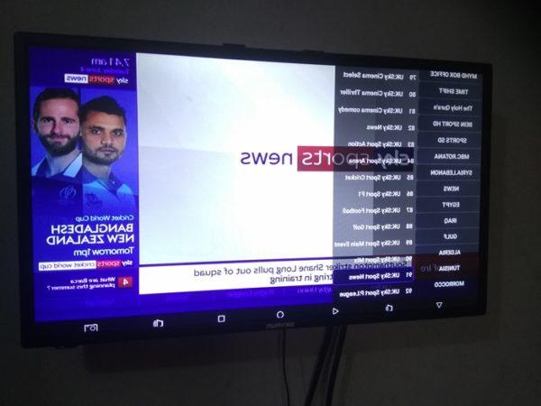 Advantage Of IPTV On Android TV Box