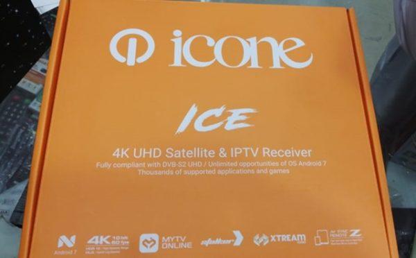 Icone Ice 4K UHD Hybrid Satellite & IPTV Receiver Review
