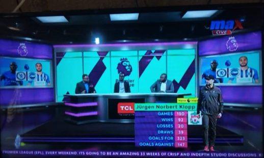 Max TV on Multi-tv Ghana