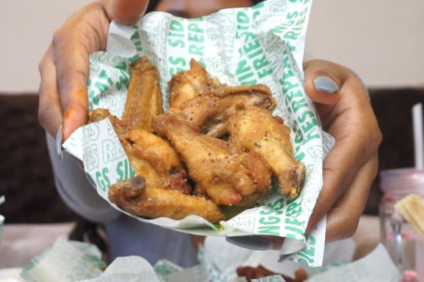 Wingstop Taste Test Mukbang