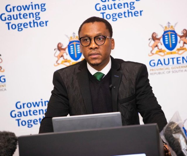 The PEC held a special sitting on Wednesday evening to discuss alleged corruption involving its officials linked to the R125 million personal protective equipment (PPE) tender in Gauteng. It will also ask the Special Investigating Unit to fast-track its probe into the matter. Masuku, his wife and presidency spokesperson Khusela Diko, who is also a member of the Gauteng PEC, have all been referred to the provincial integrity committee.