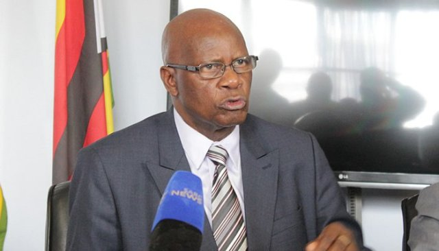 """Zanu-PF spokesman Patrick Chinamasa labelled US ambassador Brian Nichols a thug, accusing him of fronting what he termed a """"coterie of gangsters and mercenaries disguised as diplomats"""""""