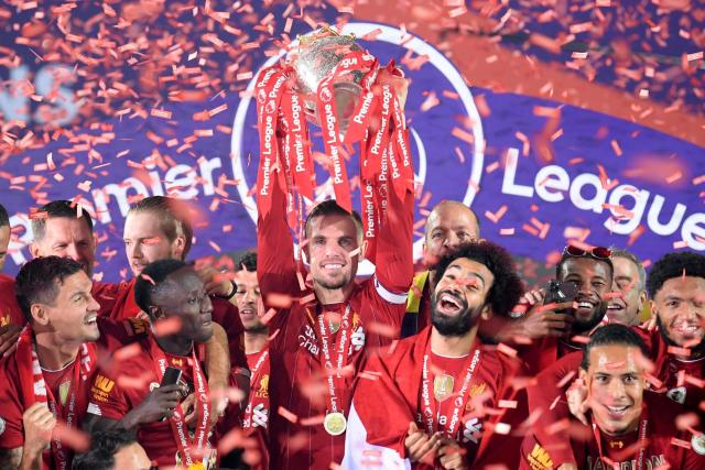 Liverpool Premier League trophy lift: Special ceremony to mark success