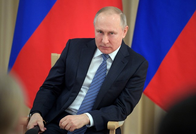 President Vladimir Putin has at least two, possibly three, daughters he rarely talks about