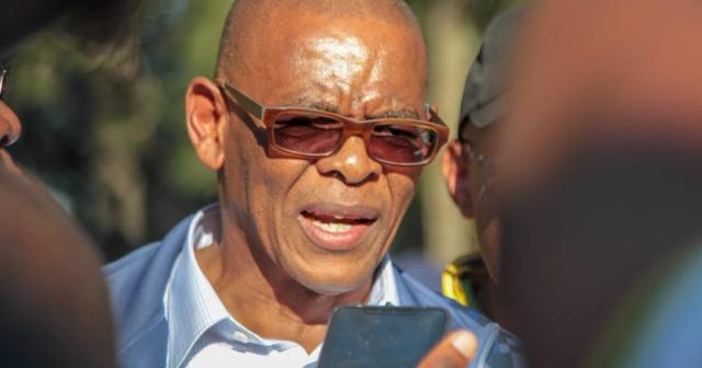ACE MAGASHULE DRAWN INTO PPE CORRUPTION SCANDAL THROUGH ASSOCIATES Outrage continues to mount over revelations of numerous corrupt deals linked to the COVID-19 relief fund.