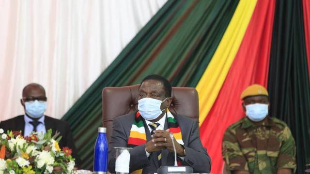 'BAD APPLES' WHO ATTEMPTED TO DIVIDE ZIMBABWEANS WILL BE FLUSHED OUT – MNANGAGWA