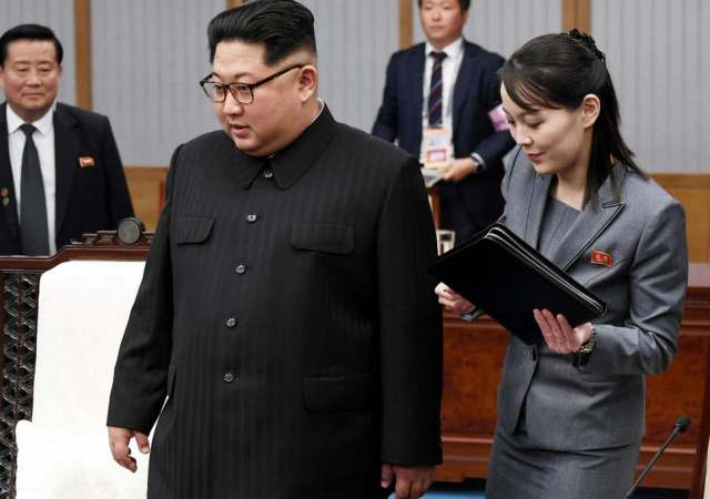 Kim Yo Jong is the leader's only close relative with a public role in politics, recently spearheading a new, tougher campaign to put pressure on South Korea.