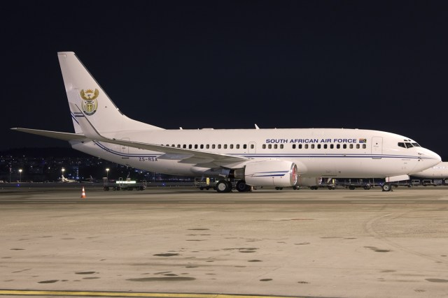 The South African National Defence Force (SANDF) said on Thursday that Defence Minister Nosiviwe Mapisa-Nqakula travelled to Zimbabwe for official work and gave her ANC colleagues a lift.