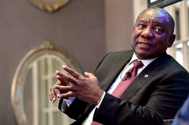 President Cyril Ramaphosa announced on Wednesday that from midnight on Sunday, movements on social and economic activities would be eased.