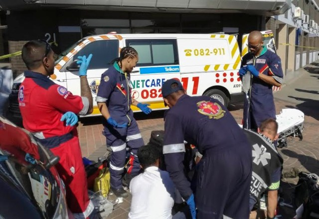 A NARROW ESCAPE: CT PARAMEDIC DETAILS BEING SHOT WHILE ON DUTY