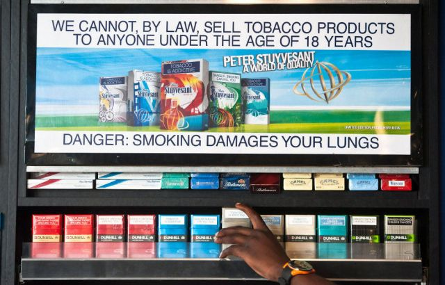 Increasing concern that Government might reinstate Tobacco Ban